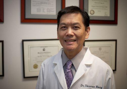 Downey eye doctor Norman Wong