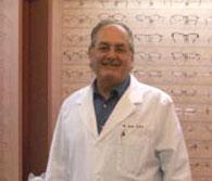 optometrist Dr. Cohen