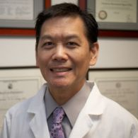 Downey optometrist Norman Wong, OD